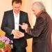 Вручение премии поэту Николаю Калтыгину (Филину)