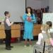 Тамара на встрече с детьми