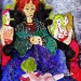 Бессмертная Магдалина - рисунок писательницы