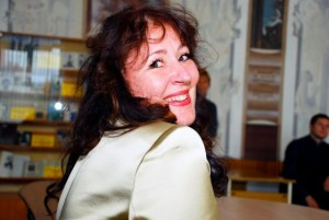 Писательница Тамара Алексеева, Липецк