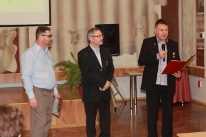 Андрей Новиков, Валекнтин Баюканский, Николай Калтыгин